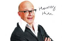 Harry Hill Autograph Signed Photo